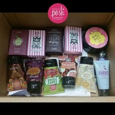 My brand new fall and winter products arrived! I love Perfectly Posh and their fun branding and packaging, product fragrances and names. Everything smells and feels so awesome! You can shop my online catalog here:       http://perfectlyposhwemily.po.sh