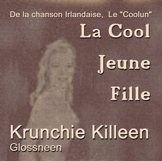 """The cover of my French version of """"The Cool One"""" or """"Coolun"""" Album, French, Songs, Cool Stuff, Cover, Movie Posters, Art, Daughter, Cool Things"""