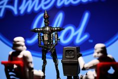Sorry but you are not the droids we're looking for by Stéfan, via Flickr