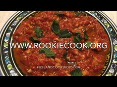 Syrian Roasted Red Pepper Dip - Rookie Cook
