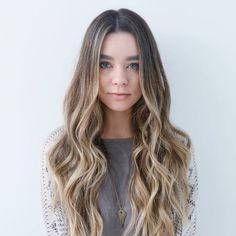 Balayage californien cool idée coloration cheveux
