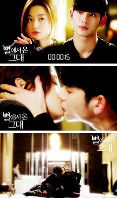 Kim Soo Hyun : Do Min Joon : My Love From Another Star