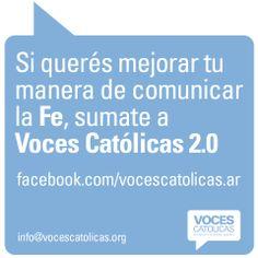 Lanzamiento  Campaña ¿Sabías que? para Voces Católicas Argentina.