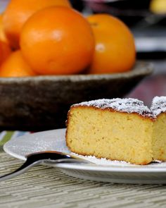 I love how oranges brighten up a cold winter. Beautiful tangy oranges are a must in my kitchen during winter – not only because they brighten the place up, but also because you can have them … Gluten Free Sweets, Gluten Free Cakes, Gluten Free Baking, Almond Recipes, Baking Recipes, Cake Recipes, Dessert Recipes, Dessert Ideas, Food Cakes
