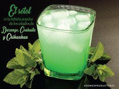 El sotol es la bebida popular de los estados de Durango, Coahuila y Chihuahua. SAGARPA SAGARPAMX #SomosProductores
