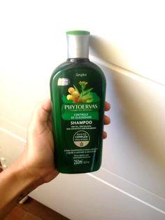 Feirinha Chic : Shampoo Controle de Oleosidade Phytoervas  - Contr...