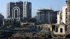 Centro de la ciudad de Homs ¿Por qué llegó Siria a una guerra civil? http://www.bbc.com/mundo/noticias/2014/02/140208_siria_guerra_civil_analisis_jgc?post_id=10206356053198357_10207240758955448#_=_