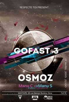 Go Fast #3 17/04/15 Mixtape (Nice)