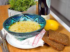 Potatis- och purjolökssoppa (kock Filip Fastén)