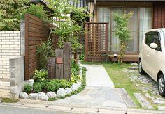 エクステリア、外構、庭づくり施工例3|株式会社ガーデンファクトリー