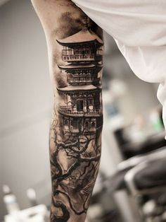 50 Spiritual Traditional Japanese Style Tattoo - Meanings and Designs Check more at http://tattoo-journal.com/35-beautiful-japanese-tattoos/