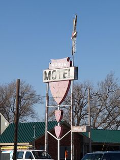 Amarillo Texas Route 66 Route66 2008 P3105144 by mrchriscornwell, via Flickr