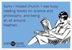 This is so me.  Not wasting my Sunday on nothing but my sweetheart!  Lol but have fun with ur chanting and preaching