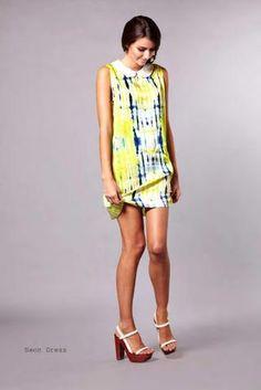 neon dress...perfect summer dress Neon Dresses e13a24610