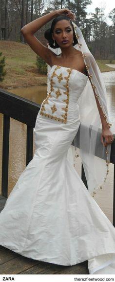 morroccan wedding dress