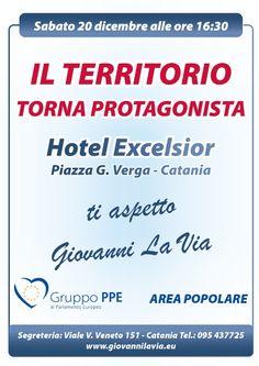 Catania, 20 Dicembre - 16,30