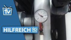 ANLEITUNG: Heizung Wasser nachfüllen / Heizung befüllen