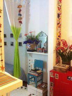 Apartamentos pequenos - Studio em Copacabana #apartamentos #decor #decoracao #interior #design #casa #home #house #detalhes #details #style #estilo  #pequeno #small # studio