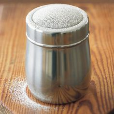 Mesh Sugar Shaker from Williams-Sonoma