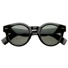 Vintage Inspired Bold Circle Round Sunglasses.  Need more traffic to your website?? Join PINIFIC to achieve your goal via Pinterest Marketing. visit..... www.pinific.com