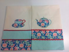 Pano de prato # tea towel | Flickr – Compartilhamento de fotos!