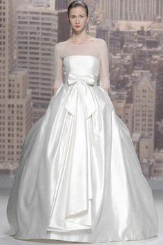 Los vestidos de novia de Rosa Clará foto 14...