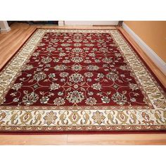 Great modern area rug for any decor, adds texture to the floor and complements any decor.