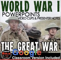 History Lesson Plans, Social Studies Lesson Plans, World History Lessons, Teaching Social Studies, History Class, Teaching History, War Of Attrition, Reading Activities, World War I