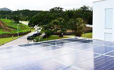 Arquitetura Sustentavel: Condomínio de SC utiliza energia solar e repassa e...