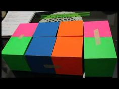 cubo infinito - YouTube Fidget Toys, Youtubers, Cricut, Kids, Couture, Upholstered Beds, Game Ideas, Kids Ministry, Activities