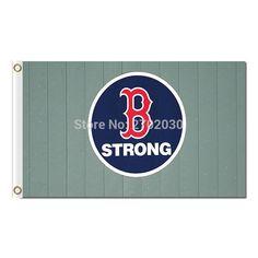 #STRONG #BOSTON #RED #SOX #FLAG #FANS #BASEBALL #TEAM #CUSTOM #BANNERS #MAJOR #LEAGUE #BASEBALL #FLAGS #BANNER #3X5 #FT #90X150 #CM