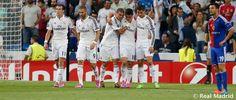 Real Madrid v Basel | UCL