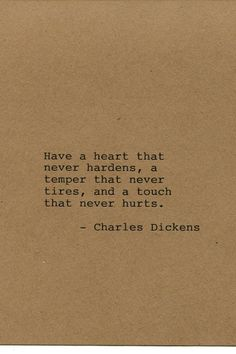 Charles Dickens Quote Made on Typewriter by FlightOfFancyPrints is part of Typewriter quotes - Author Quotes, Poetry Quotes, Quotable Quotes, Words Quotes, Me Quotes, Sayings, Quotes On Art, Quotes From Books, Famous Book Quotes
