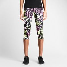 Cute :) Nike Pro Fade Trainingscapri voor dames. Nike Store NL