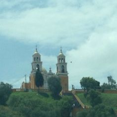 Travel Tuesday - Cholula, Mexico - Blush and Barbells