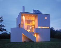 Gwathmey Residence and Studio | Amagansett, New York | Gwathmey Siegel & Associates Architects | photo by Scott Frances
