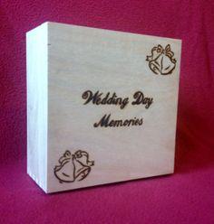 Keepsake Box / Memory Box / Wooden Box by SpecialEngraving on Etsy, £18.00
