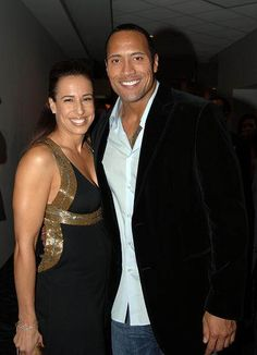 """Even after divorce, Dwayne """"The Rock"""" Johnson and ex-wife Dany Garcia remain close as ever as the latter still serves as his manager. Dany is still in-charge of The Rock's finances and business. Dwayne Johnson Family, The Rock Dwayne Johnson, Rock Johnson, Dwayne The Rock, Kevin Hart, Jim Carrey, Chuck Norris, Baby Blessing, Hollywood Men"""