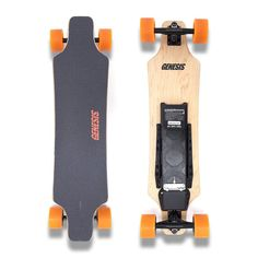 Hellfire Electric Skateboard - Orange BLACK FRIDAY SALE