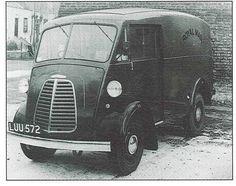 Morris J Royal Mail by kitchener.lord, via Flickr Vintage Vans, Civil Aviation, Street Furniture, Custom Vans, Royal Mail, Post Office, Old Trucks, Vintage Photographs, Old Cars