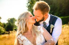 Gorgeous shot from xxxx and xxx's wedding last summer at Penton Park. Such a beautiful wedding on a beautiful summer's day! Temecula Wineries, Park Weddings, Golden Hour, Wedding Portraits, Summer Days, Couple Photos, Wedding Dresses, Beautiful, Fashion