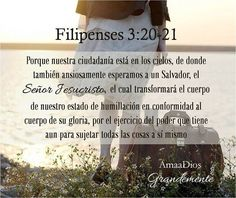 Filipenses 3:20-21