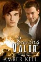 Saving Valor (Fanged Love) by Amber Kell.  Estimated Reading Time: 74 minutes.