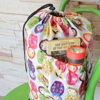 Drawstring Sleeping Bag Case