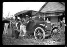 Ford Model T, Yakima, Washington, 1923