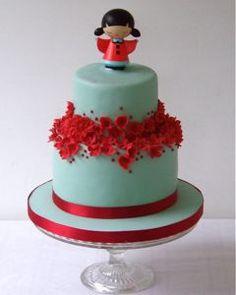 Momiji Party Cake
