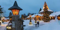Why Every Christmas Lover Needs to Visit Rovaniemi, Finland Travelzoo