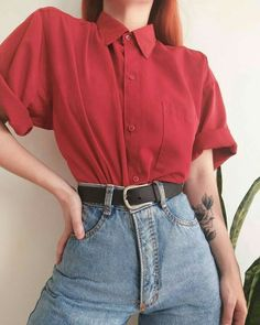 Tumblr Outfits, Indie Outfits, Retro Outfits, Cute Casual Outfits, Vintage Outfits, Girl Outfits, Grunge Outfits, Vintage Clothing Styles, Hipster Clothing