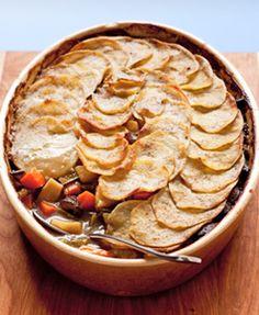 Pastry-Free Veggie Pot Pie