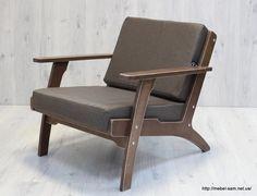 Anizio - кресло и софа из фанеры купить в Киеве и по Украине